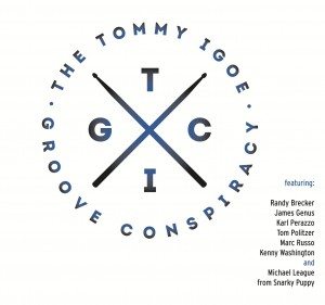 TIGC CD front cover